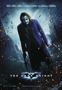 details zu batman the dark knight poster joker heath ledger filmplakat 68 x 98 cm