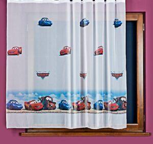 details sur rideau cars voilage pret a poser largeur 185cm longueurs de 160 a 200cm