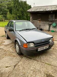 1990 Ford Orion 1.6 GL 4dr SALOON Petrol Manual