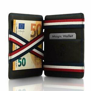 West - Magic Wallet - Das ORIGINAL - Flap Boy mit Münzfach - Datenschutz Dank R
