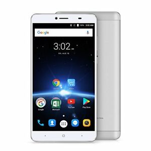 iRULU GeoKing 3 Max Smartphone, Android 7.0 Unlocked Cell Phone, 4G LTE GSM/WCDM