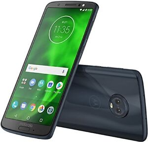 "Motorola Moto G6 XT1925-2 32GB 5.7"" Dual SIM 4G LTE Factory Unlocked Smartphone"