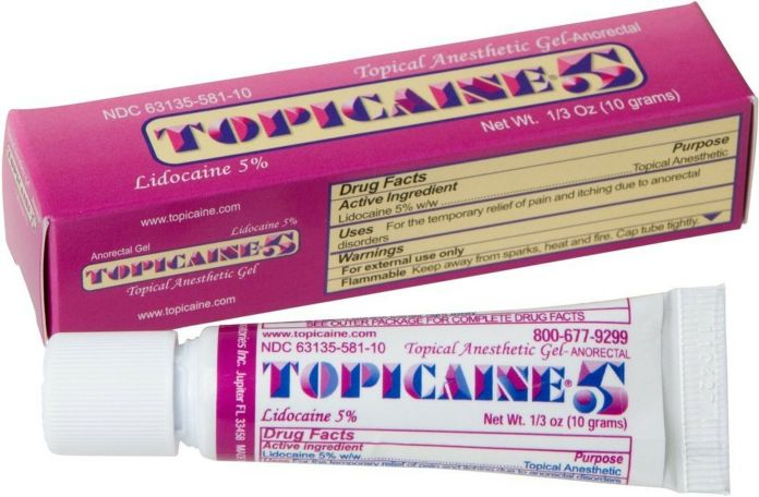 TOPICAINE 5 (Best Tattoo Numbing Cream)