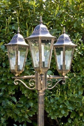 beleuchtung lampadaire exterieur lanterne de jardin candelabre design classique verre 29728 garten terrasse propertybrokers cl