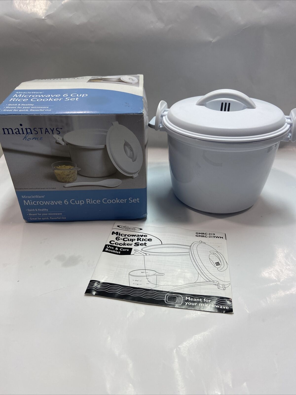 lekue microwave rice cooker instructions