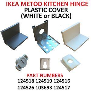 Dettagli Su Ikea Metod Cucina Cerniera Cover 124518 1245 19 124517 Staffa Di Montaggio Da Appendere Mostra Il Titolo Originale