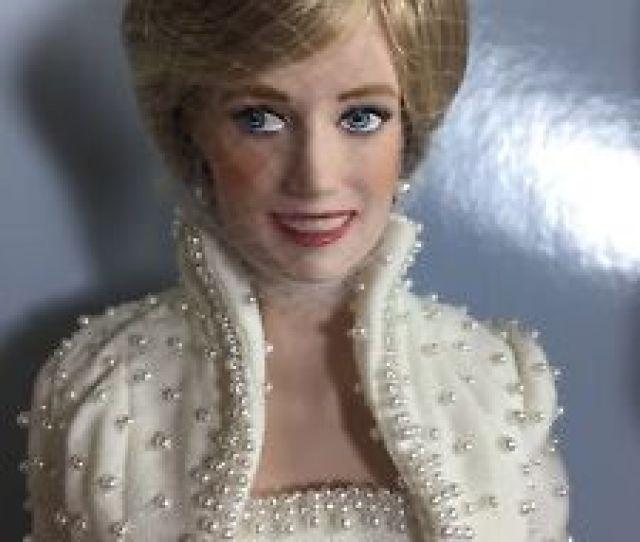 Item 6 Franklin Mint Princess Diana Doll Memorabillia Historical Collectable Franklin Mint Princess Diana Doll Memorabillia Historical Collectable