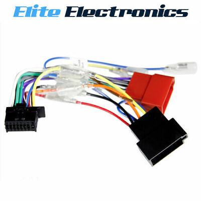 kenwood iso wiring harness kmm203 kmmbt303 kdc110u kdc210u ddx4017bt   ebay