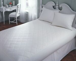 Image Is Loading Extra Deep 16 034 40cm Quilted Ed Mattress