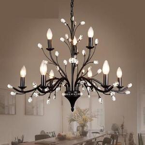 modern wrought iron chandeliers online