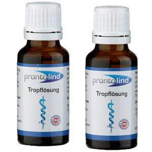 2x Prontolind Tropflösung (20ml)
