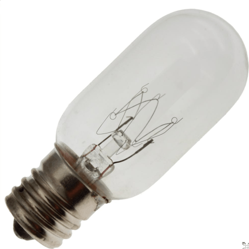 Refrigerator Light Bulb Went Out