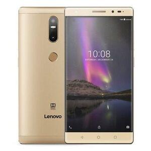 New 6.44'' Lenovo Phab 2 Plus 3GB+32GB Touch ID Android 4G Smartphone 4050mAh