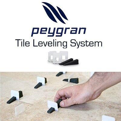peygran tile leveling system 1 32 1mm clips lippage free tile installation ebay