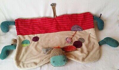 couverture tapis doudou ane les jolis pas beaux jouet eveil bebe moulin roty ebay