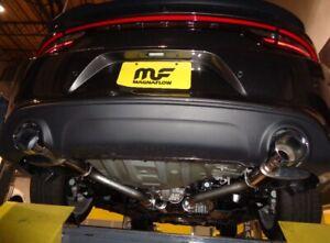 details about magnaflow 2019 2021 dodge charger 3 6l v6 dual exit catback exhaust system