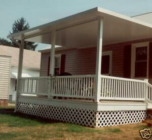 details about 10x20 3 insulated roof awnings patio cover