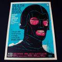 Death Race 2000 Methane Studios Screenprinted Poster Art MONDOCon WaffleCon 2019