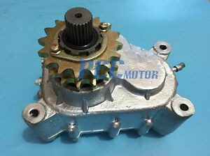 Reverse Gear Box Transmission for GY6 250cc Go Karts Dune