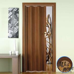 Porte Accordeon Pliante En Pvc Extensible Sur Mesure Pas Cher Joint 88 5x214cm Ebay