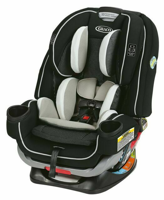 Graco 4ever 4 In 1 Convertible Car Seat Black For Sale Online Ebay