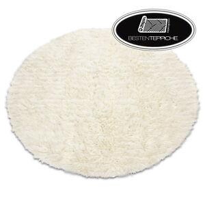 https www ebay fr itm tapis rond flokati poils longs tierfellteppich blanc cousu laine 123736464546