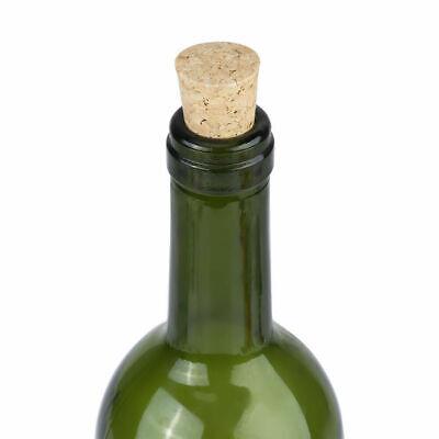 bouchon en liege pour bouteille 10 bouchons en liege conique stockage moins 1 an ebay