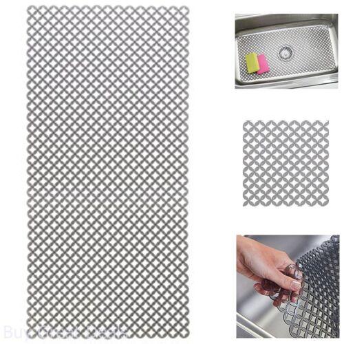 kochen geniessen 12 x 25in extra large sink protector mat for kitchen sinks graphite mobel wohnen kassof com