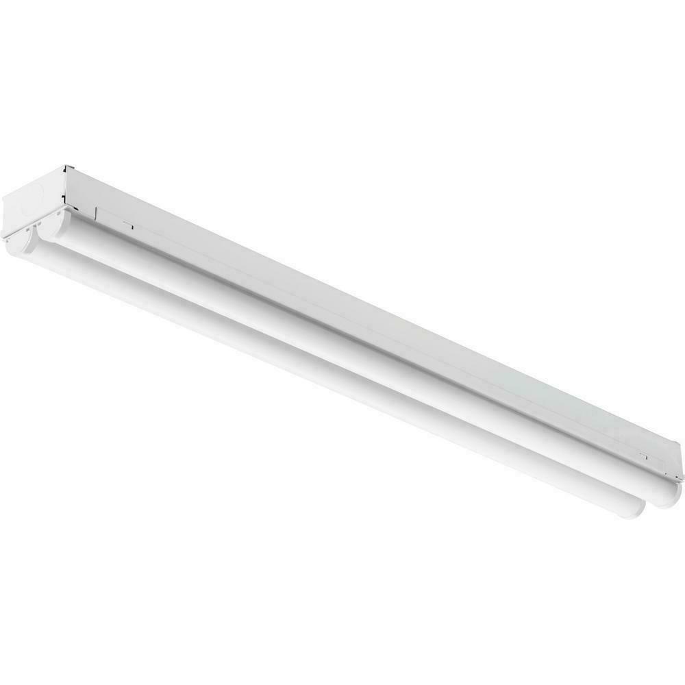 lithonia lighting 2 ft 25 watt white integrated led strip light