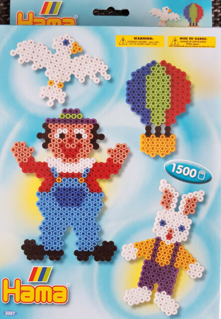 Hama Bugelperlen Midi Dose Topf 13 000 Perlen 211 54 Glitter
