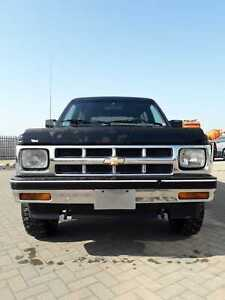 American Truck Chevrolet Blazer S10 1990