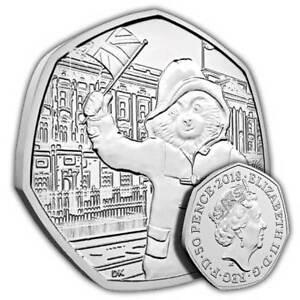 paddington bear 50p coins # 18