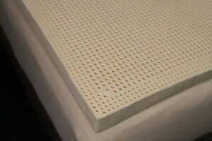 Image Is Loading 2 034 Talalay Latex Topper Guaranteed 100 Natural