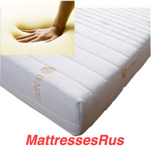 Image Is Loading Memory Foam Mattress Topper With Cool Max Aloe