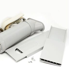 details about new duct assembly vent hose w window kit for lg a c models lp0910wnr