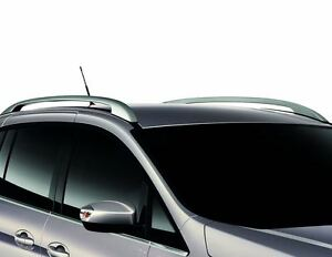 details about ford grand c max 04 15 genuine roof rails in silver 1688531