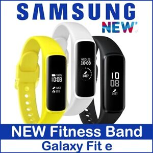 Samsung Galaxy Fit-e 2020 SM-R375 Smart Band Bluetooth, Water Resistant