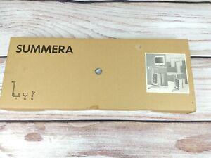 Ikea Summera Computer Halterung Grau Metall Unter Schreibtisch Cpu