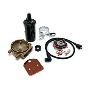 Ignitor Ignition & Coil Relocation Kit Ford 8N 2N 9N