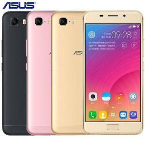 """5000mAh ASUS Zenfone Pegasus 3S MAX 5.2"""" Octa Core Android 7.0 32/64GB Touch ID"""