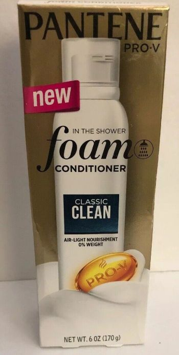 Foam Hair Conditioner