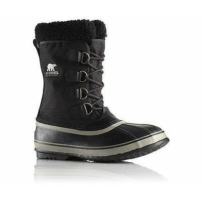 Sorel 1964 PAC Nylon Men Winter Boot, Waterproof, Rated to -40 C shared by medianet.info