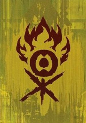 Image result for gruul symbol