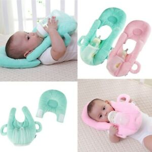 details about unique patent safe baby feeding pillow bottle holder perfect for twins nursing