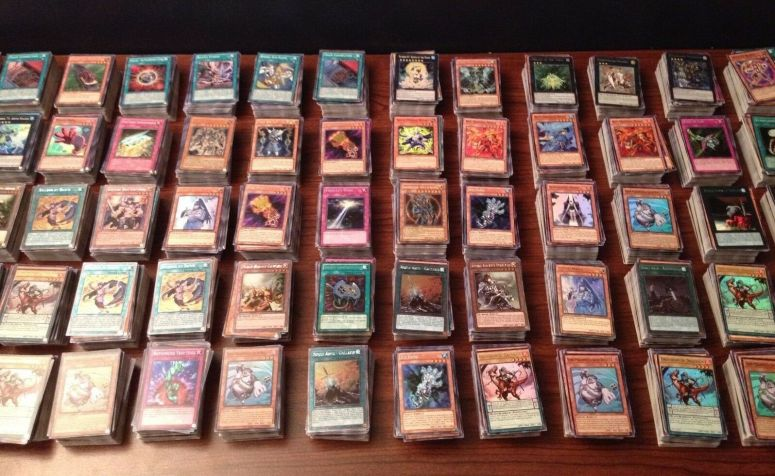 1000 YUGIOH CARDS ULTIMATE LOT YU-GI-OH COLLECTION - 50 HOLO FOILS ...