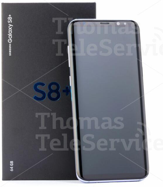 Samsung Galaxy S8 Sm G955f 64gb Midnight Black Ohne Simlock Smartphone Gunstig Kaufen Ebay