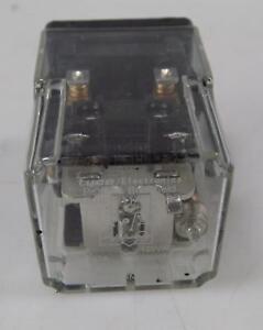 Tyco Potter Amp Brumfield 120v 1 2hp 10a 250vac Relay Krpa