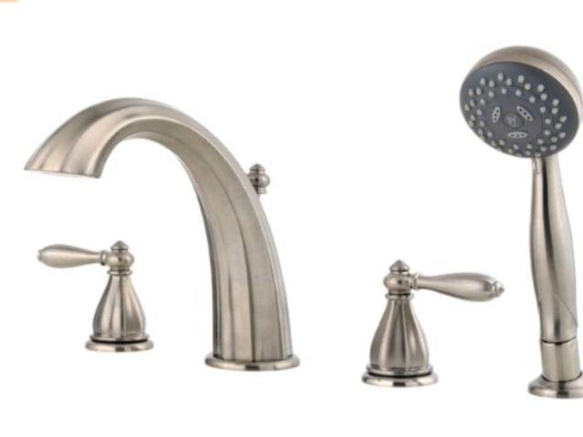 hansgrohe 06110820 limbo roman tub