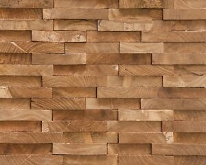 Hardwood Timber Feature Wall Wood Wall Panels Timber Wall Cladding Feature Wall Ebay