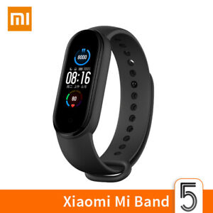 Xiaomi Mi Band 5 Smartband AMOLED Heart Rate Monitor Waterproof Fitness Traker